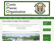 Tablet Preview of curtiscpo.org
